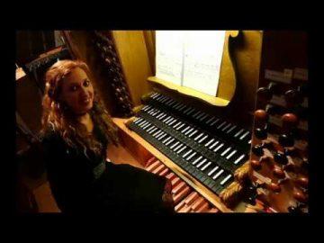 """Loreto Aramendi plays Nicolaus Bruhns. Prelude in e-moll """"das Grosse""""."""