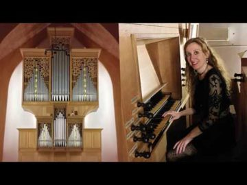 """Christ lag in Todesbanden"" BWV 625 J.S. Bach (1685-1750) Loreto Aramendi"
