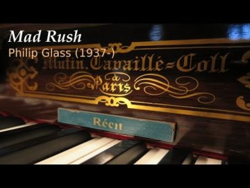 Philip Glass - Mad Rush by Loreto Aramendi at the Mutin Cavaille-Coll organ of Usurbil