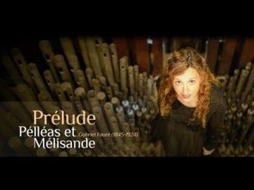 Prelude-Pelleas et Melisande (transcripcion de Louis Robilliard )...Gabriel Faure (1845-1924)