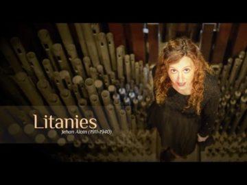 Litanies, Jehan Alain