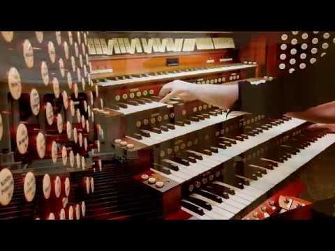 Funérailles - Franz Liszt - Transcription by Louis Robilliard- Played by Loreto Aramendi.