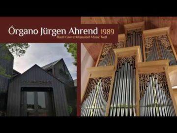 Trio sonata n.1 BWV 525(allegro), 3. Movimiento. J.S. Bach (1685-1750) by Loreto Aramendi
